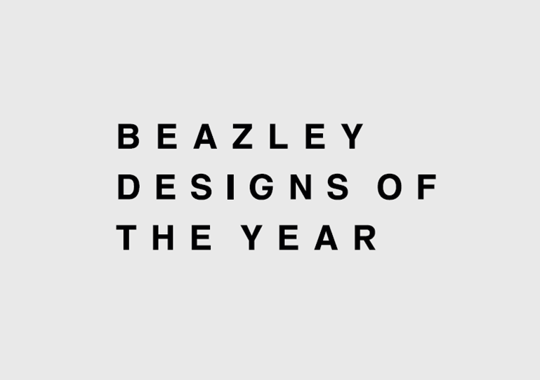 GACHA wins Beazley Designs of the year
