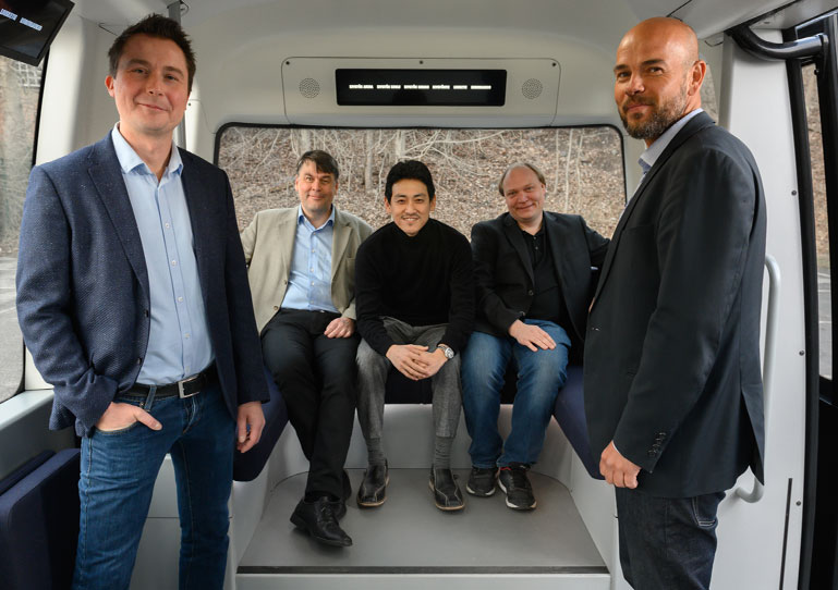 Finnish Sensible 4 raises $7 million to support expansion of autonomous driving system specialised for harsh weather conditions
